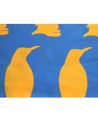 Charlotte Taylor | Blue Sc-03 Penguin Print Scarf | Lyst