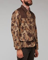 Heritage Research | Brown Hunting Jacket for Men | Lyst