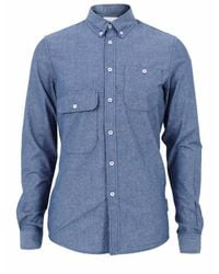 Humor | Milla -055 Blue Shirt for Men | Lyst