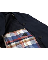 Natural Selection | Blue Guardian Navy Peacoat for Men | Lyst