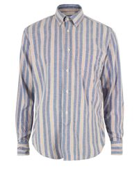 Our Legacy | S Pyjamas Blue Shirt for Men | Lyst