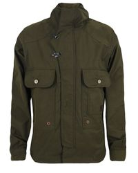 Paul Smith | Natural Khaki Jacket for Men | Lyst