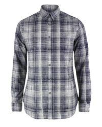 Paul Smith | Blue Shirt for Men | Lyst