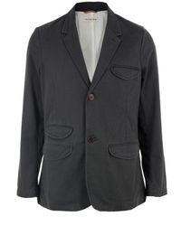 Universal Works | Gray Hyde Charcoal Jacket for Men | Lyst
