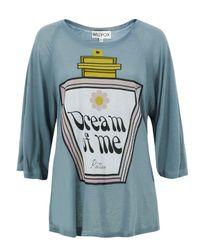 Wildfox | Dream Potion Blue Jean T-shirt | Lyst