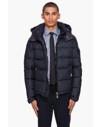 Moncler - Blue Chevalier Jacket for Men - Lyst