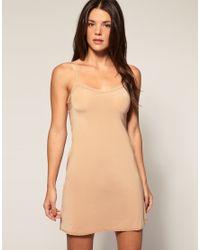 Calvin Klein | Natural Naked Glamour Solutions Slip | Lyst