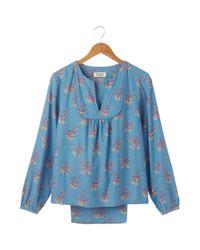 Toast | Blue Elsa Pyjamas | Lyst