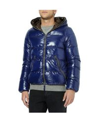 Duvetica Blue Dionisio Jacket for men