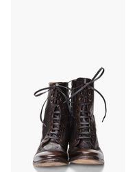 DSquared² - Black Amish Ankle Boots for Men - Lyst