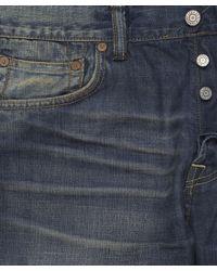 Edwin | Black Oiler Wash Ed-71 Jeans 34l for Men | Lyst
