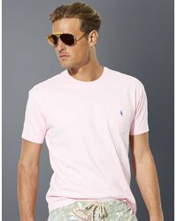 Polo Ralph Lauren - Brown Classic-fit Polo Pocket T-shirt for Men - Lyst