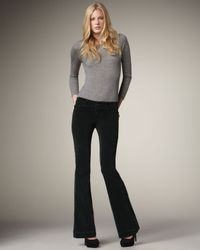 J Brand | Corduroy Bell-bottoms, Black Forest | Lyst