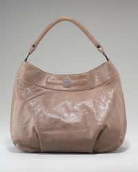 Tory Burch | Brown Audra Hobo | Lyst