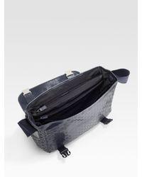 Gucci - Blue Diaper Bag - Lyst