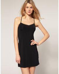 Calvin Klein | Black Naked Glamour Solutions Slip | Lyst