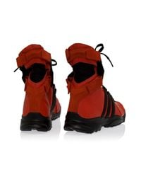 Y-3 - Red Gsgx Trekking Shoes for Men - Lyst