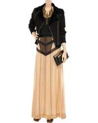 Rag & Bone Natural Lafone Skirt