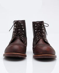 Red Wing - Brown 6 Inch Iron Ranger for Men - Lyst