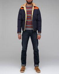 Penfield | Blue Rockwool Navy Jacket for Men | Lyst