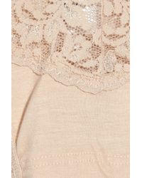 Hanky Panky | Natural Low Rise Thong | Lyst
