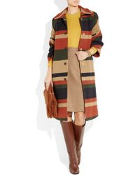 J.Crew | Beige Wool Pencil Skirt | Lyst