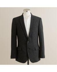 J.Crew | Gray Colburn Tweed Sportcoat in Ludlow Fit for Men | Lyst