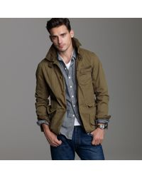 a3dce503 J.Crew Trapper Jacket in Green for Men - Lyst