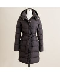 J.Crew | Gray Wintress Puffer | Lyst