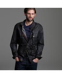 J.Crew | Brown Belstaff® Original Trialmaster Jacket for Men | Lyst