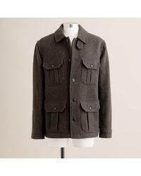 J.Crew - Gray Irvine Jacket for Men - Lyst