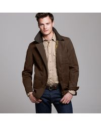 J.Crew | Brown Wallace & Barnes Brush Jacket for Men | Lyst