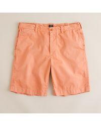 J.Crew | Orange Stanton Short for Men | Lyst