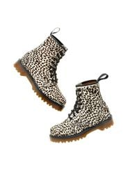Madewell | Multicolor Dr. Martens® 8-eye Pony Boots | Lyst