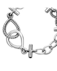Shaun Leane | Metallic Silver Gypsy Moth Bracelet | Lyst