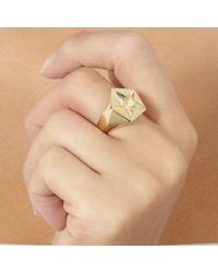 Shaun Leane Yellow Star Ring