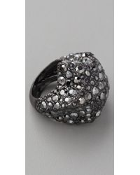 Marc By Marc Jacobs   Metallic Pave Star Ring   Lyst