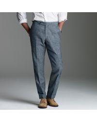 J.Crew | Blue Billy Reid At J.crew Blythewood Trouser for Men | Lyst