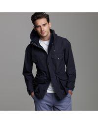 J.Crew | Black Nanamica® Cruiser Jacket for Men | Lyst