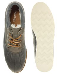 Pointer | Blue Pluckrose Wedge Sole Shoes for Men | Lyst
