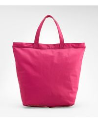 Tory Burch - Pink Roslyn Foldable Tote - Lyst