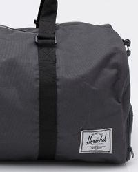 Herschel Supply Co. - Gray Novel Black/charcoal for Men - Lyst