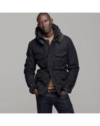 J.Crew | Gray Woolrich John Rich & Bros.™ To Ki To Field Jacket for Men | Lyst
