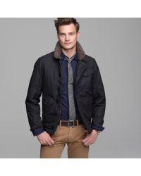 J.Crew | Blue Marshal Jacket for Men | Lyst