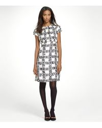 Tory Burch | Black Shirley Dress | Lyst