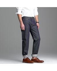 J.Crew   Blue Levis® Vintage Clothing 501xx® Rigid for Men   Lyst
