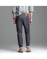 J.Crew - Blue Levis® Vintage Clothing 501xx® Rigid for Men - Lyst