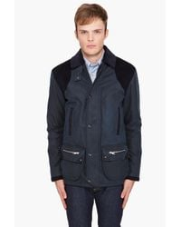 Surface To Air | Blue Outline Parka for Men | Lyst