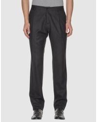 Dolce & Gabbana | Black Casual Pants for Men | Lyst