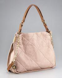 Lanvin | Black Quilted Amalia Bucket Bag | Lyst